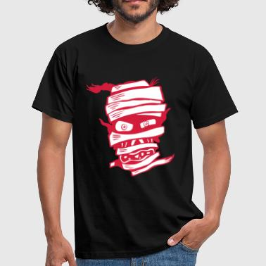 Stik Mummy Head - Men's T-Shirt