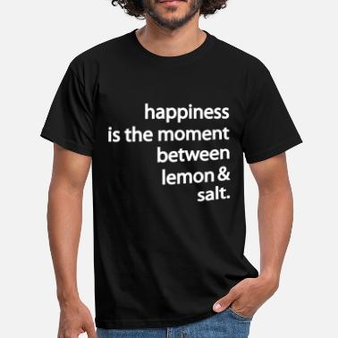 Happiness happiness - T-shirt herr