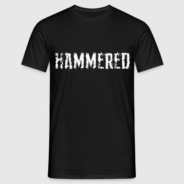 Hammered - Men's T-Shirt