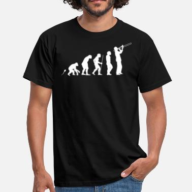 Posaune Posaune Evolution Fun Shirt - Männer T-Shirt