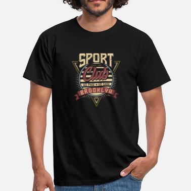 Automovilismo Sport Club Brooklyn Motorsport Design - Camiseta hombre