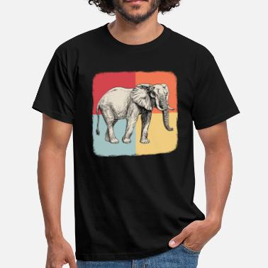 Pachyderme pachyderme - T-shirt Homme