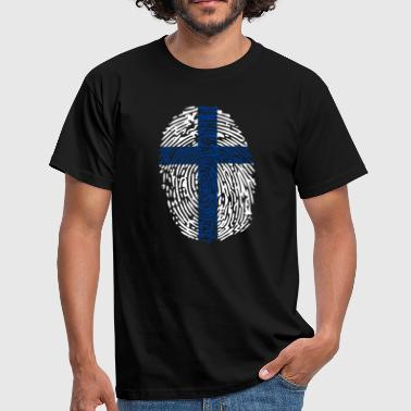 Scandinavia - Men's T-Shirt