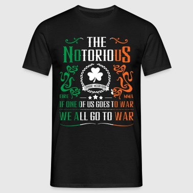 The Notorious - Men's T-Shirt