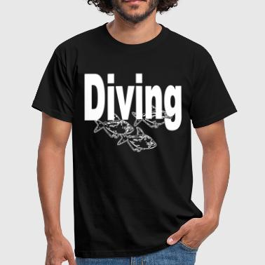 Buceo Buceo Buceo Buceo - Camiseta hombre