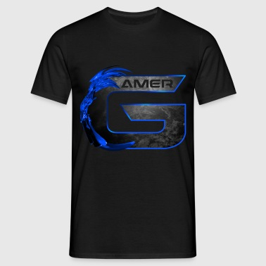 Spreadgaming - Männer T-Shirt
