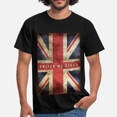 Union Jack United We Stand Womens - Men's T-Shirt