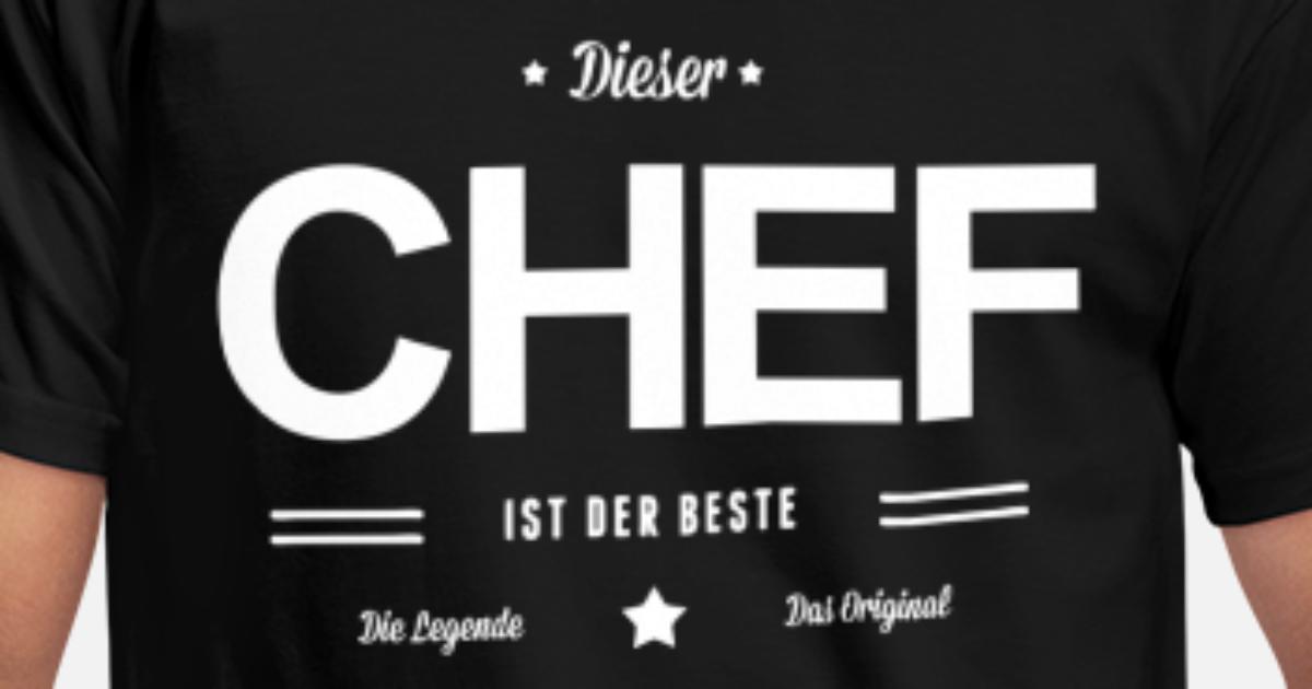 Bester Chef von Coole-T-Shirts | Spreadshirt