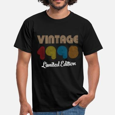 21st Birthday Limited Edition 1998 - Men's T-Shirt