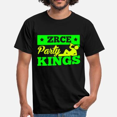 Zrce ZRCE PARTY KINGS - Men's T-Shirt