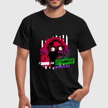 Tim Burton Geek Fuuny Halloween - Men's T-Shirt