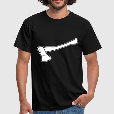 axe - Men's T-Shirt