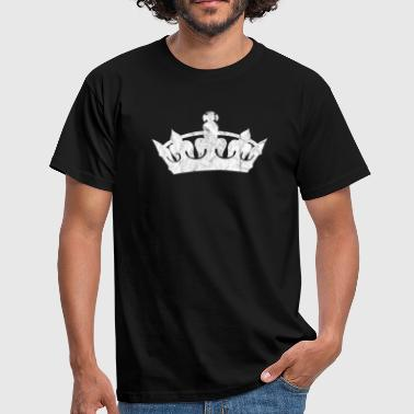 Crown Medieval King - Men's T-Shirt