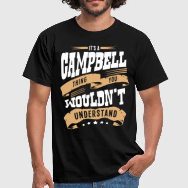 Joseph campbell name thing you wouldnt understa - Men's T-Shirt