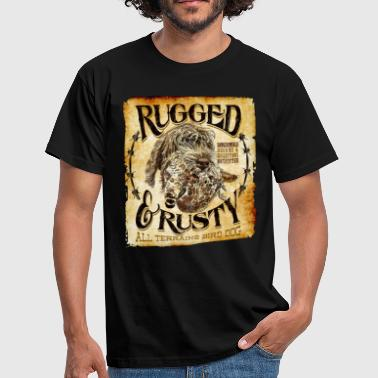 rugged and rusty - Men's T-Shirt