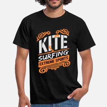 Kiting kite - Men's T-Shirt