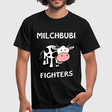 Milchbubi Fighters - Männer T-Shirt