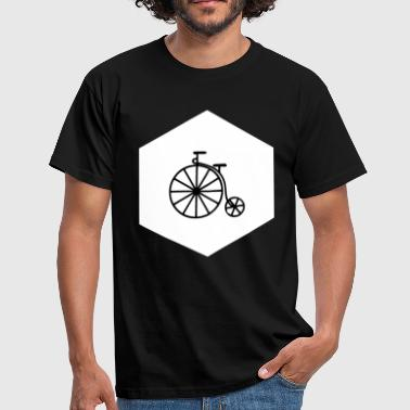 Penny HIPSTER PENNY FARTHING (w) - Herre-T-shirt