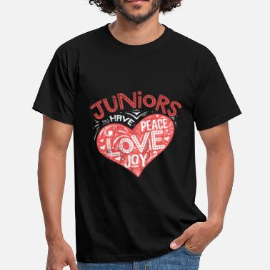 Junior High School Juniors Have Heart Scout Bridging Gift High - Men's T-Shirt
