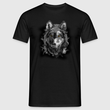 Loup - T-shirt Homme