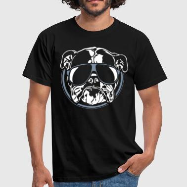 COOL English Bulldog - English Bulldog - Men's T-Shirt