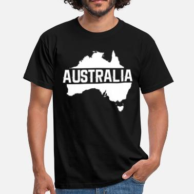 Indian Ocean Australia T Shirt - Men's T-Shirt