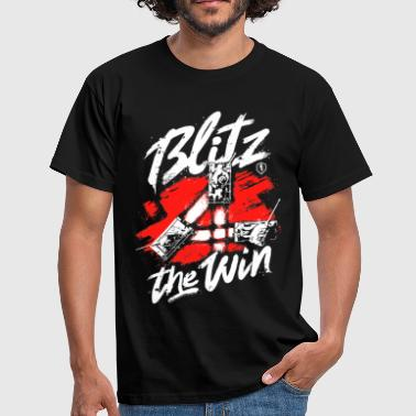 World Of Tanks Blitz For The Win Anniversary - Men's T-Shirt
