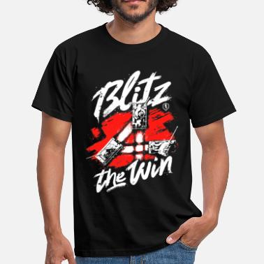 World Of Tanks Blitz For The Win Anniversary - T-shirt herr
