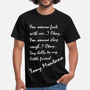 tony - Mannen T-shirt