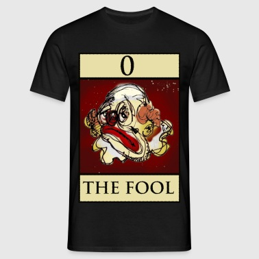 Tarot fool card - Men's T-Shirt