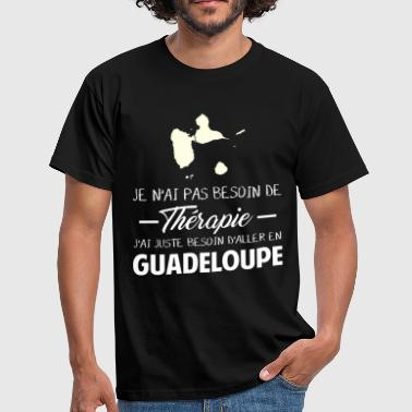 Guadeloupe Thérapie Guadeloupe - T-shirt Homme
