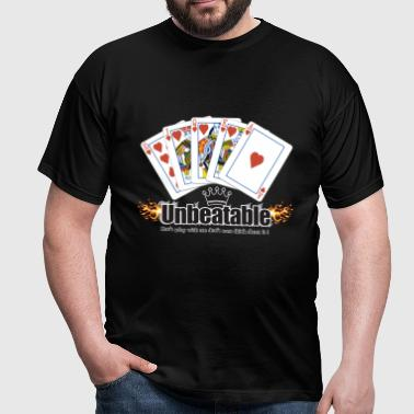 quinte flush royale - T-shirt Homme
