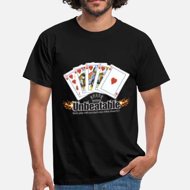Quinte Flush Royale quinte flush royale - T-shirt Homme