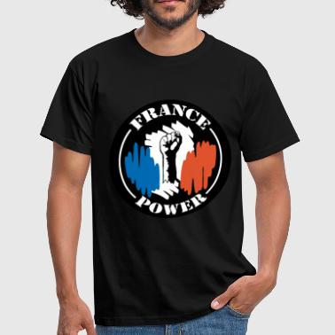 France Power - T-shirt Homme