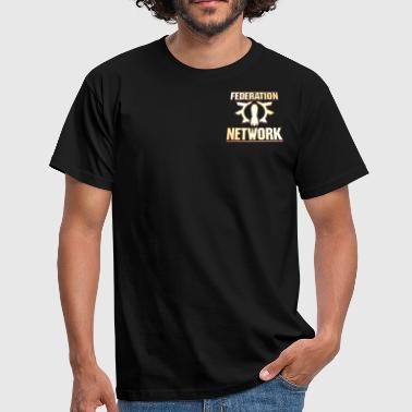 Federation Network - Men's T-Shirt