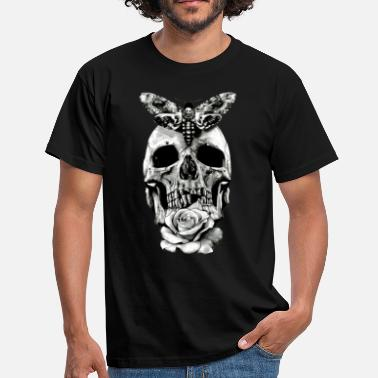 Skull Tattoo Design - Men's T-Shirt