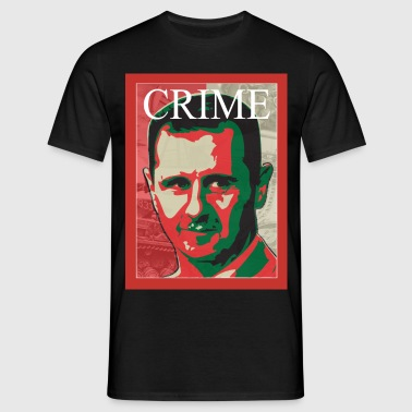Assad Crime - T-shirt Homme