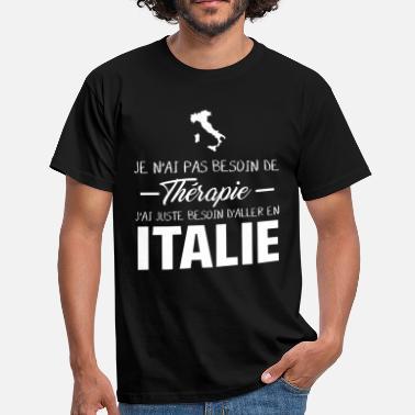 T-shirts Italie à commander en ligne   Spreadshirt 976c64fc03a