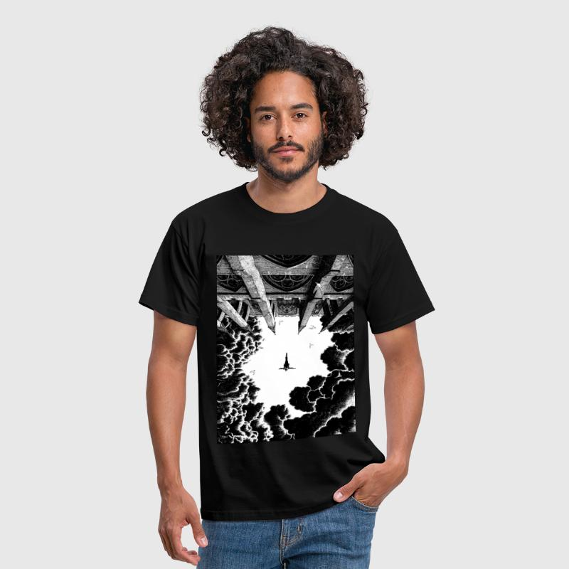 Luther Arkwright becomes the assasin incanate... - Men's T-Shirt
