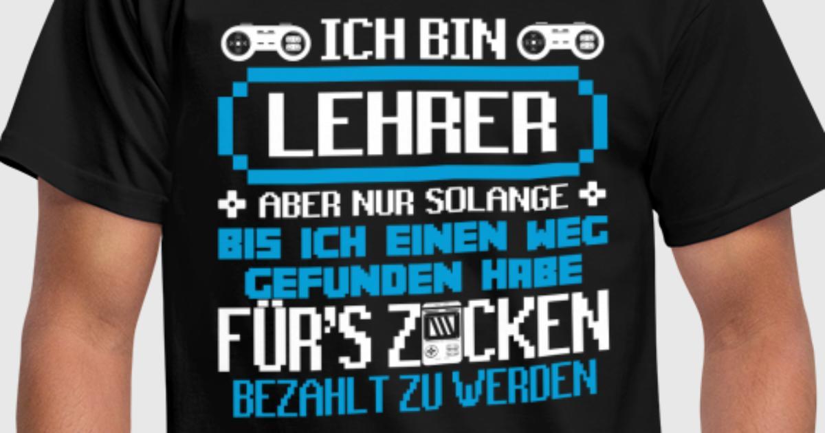 LEHRER - Gamer von TeeBeeLee   Spreadshirt