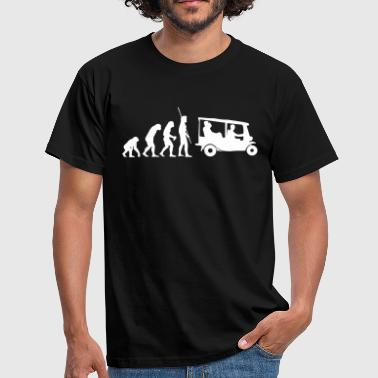 Evolution Tuk Tuk - Männer T-Shirt