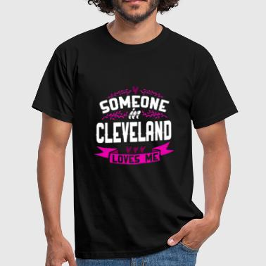 Cleveland - T-shirt Homme