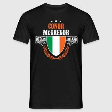 Connor McGregor - Men's T-Shirt
