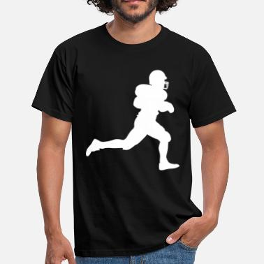 Quarterback Football Quarterback - Männer T-Shirt