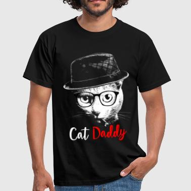 Cat Daddy Cat Dad - Cat Dad - The Catfather - Cat Daddy - Mannen T-shirt