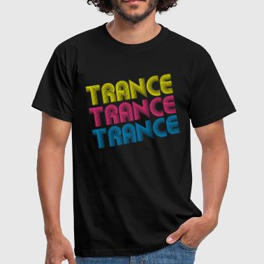 Fancy Trance - Men's T-Shirt