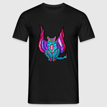 Vampy Kitty - Männer T-Shirt