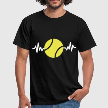 Tennis Is Life tennis is life - Men's T-Shirt