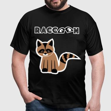 racoon - T-shirt Homme