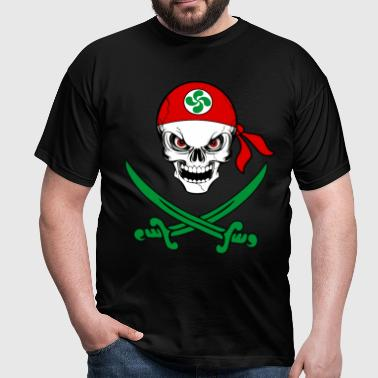 pirate basque 03 - T-shirt Homme